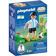 Playmobil 9508 Football Player Argentina - Building Kit