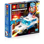 Light Stax Hybrid Flashing Police Car - Building Kit