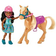 Barbie Chelsea with Pony - Doll