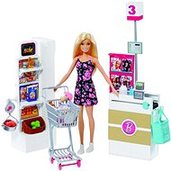 Barbie Supermarket - Doll