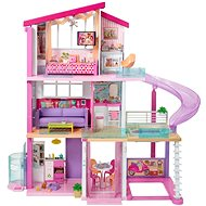 Barbie Dream House with a Slide - Doll