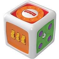 Fisher-Price Fidget Cube with activities - Interactive Toy