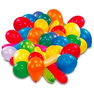 Amscan Balloons coloured 50 pieces - Game set