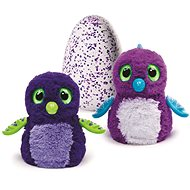 Hatchimals Draggles purple - Interactive Toy