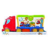 B-Kids Truck with toolbox - Toy Vehicle