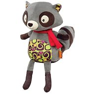 B-Toys Speaking Raccoon Rascal - Plush Toy
