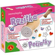 Alexander Stamps and Stickers - for girls - Creative Kit