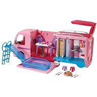 Mattel Barbie Dream camper dream caravan - Game set