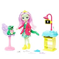Enchantimals with crocodile - Doll Accessory