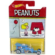 Hot Wheels - Thematic Car - Peanuts - Toy Vehicle