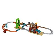 Thomas and Friends Trackmaster Scrapyard Escape Playset - Game set