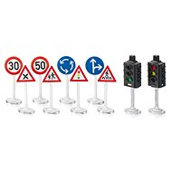 Siku World - Traffic lights and signs - Accessories