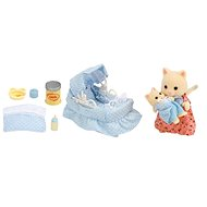 Sylvanian Families The New Arrival - Game Set