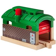 Brio World 33574 Railway Depot - Rail Set Accessory