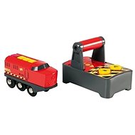 Brio World 33213 Remote control locomotive - Rail Set Accessory