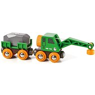 Brio World 33698 Smart crane - Rail set accessory