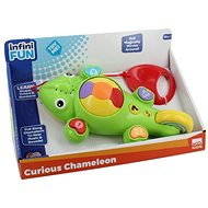 Sound chameleon - pulling - Interactive Toy
