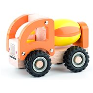 Woody Wooden Toy - Mixer - Toy Vehicle