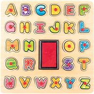 Woody Stamps/ABC Puzzle