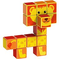 Magicube - Safari - Magnetic Building Set