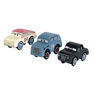 KidKraft Cars 3 Car Set - Version 2 - Rail set accessory