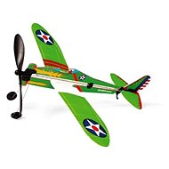 Scratch Propeller fighter plane - rubber - Plane