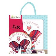 Avenue Mandarine Baby Embroidery Butterfly - Creative Kit