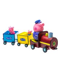 Peppa Pig - Train + 3 figures - Play set
