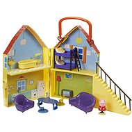 Peppa Pig - House with figurine and accessories - Play set