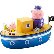 Peppa Pig - Boat + 3 figures - Play set