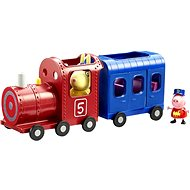 Peppa Pig - Tractor + 2 pieces - Play set