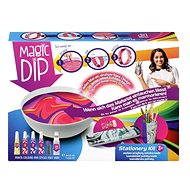 Magic Dip Set of School Supplies