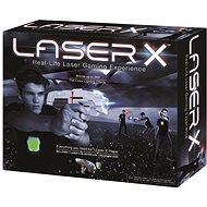 TM Toys Laser-X Gun with Infrared Beams - Toy Gun