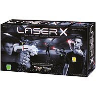 TM Toys Laser-X Infrared Pistol – Double Set - Toy Gun