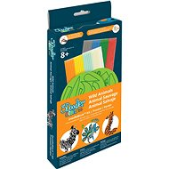 3Doodler Start Wild Animals DoodleBlock Kit - Creative Set Accessories