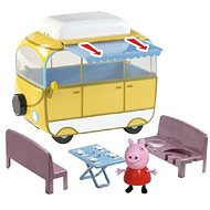 Peppa Pig - Peppy Camping Truck + Figurine - Game Set