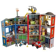 KidKraft Everyday Heroes Game Set - Dollhouse