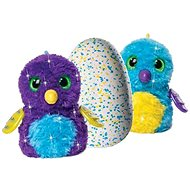 Hatchimals Glittering Draggle - Interactive Toy