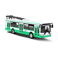 Rappa Metallic Trolleybus - Metal Model