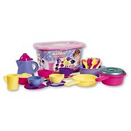 Androni Coffee and Kitchen Set with Storage Box - Game set