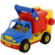 Polesie Auto ConsTruck Garbage Trucks - Toy Vehicle