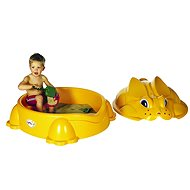 Yellow Rabbit with Cover - Sandpit