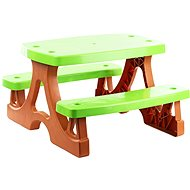 Picnic Table and Benches - Furniture