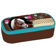 Etue Sweet Horse with flap - Pencil Case