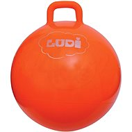 Ludi Jumping ball 55cm orange - Inflatable Ball