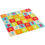 Ludi 90x90cm Letters and Numbers - Foam Puzzle