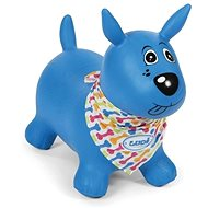 Ludi Jumping dog blue - Hopper/Bouncer