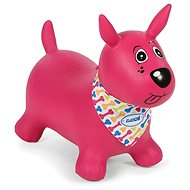 Ludi Bouncing Dog, Pink - Hopper/Bouncer