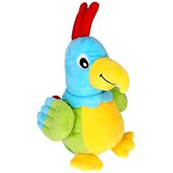 Wiky Talking Parrot Wiktor - Interactive Toy
