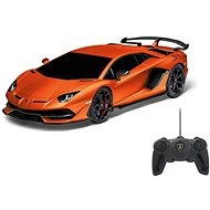 Jamara Lamborghini Aventador SVJ 1:24 Orange 27MHz  - RC Remote Control Car